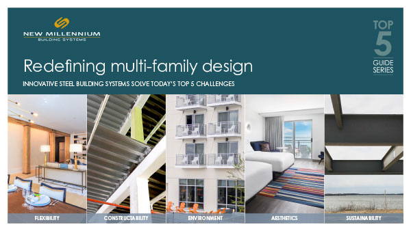 Multi-story Residential Guide Cover